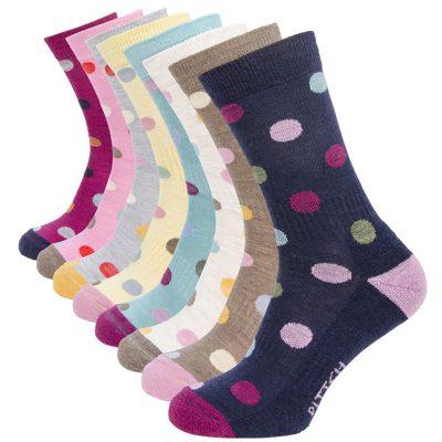 PITTCH Spotty sock