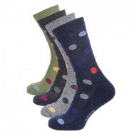 Men's Spotted Sock