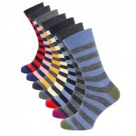 Men's  Stripe Sock