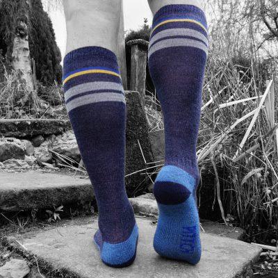 PITTCH Mens Long knee sock